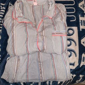 Used Victoria's Secret Pajama Set